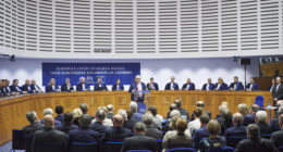 Solemn hearing - Opening of the Judicial Year 2020