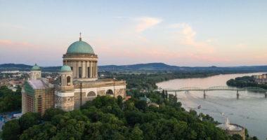 Esztergom basilica hungary