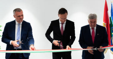 Foreign minister reopened Hungarian consulate in Stuttgart