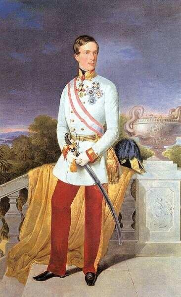 Franz Joseph, Sisi, Hungary