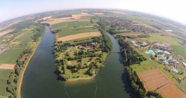Gébárti Lake, Hungary