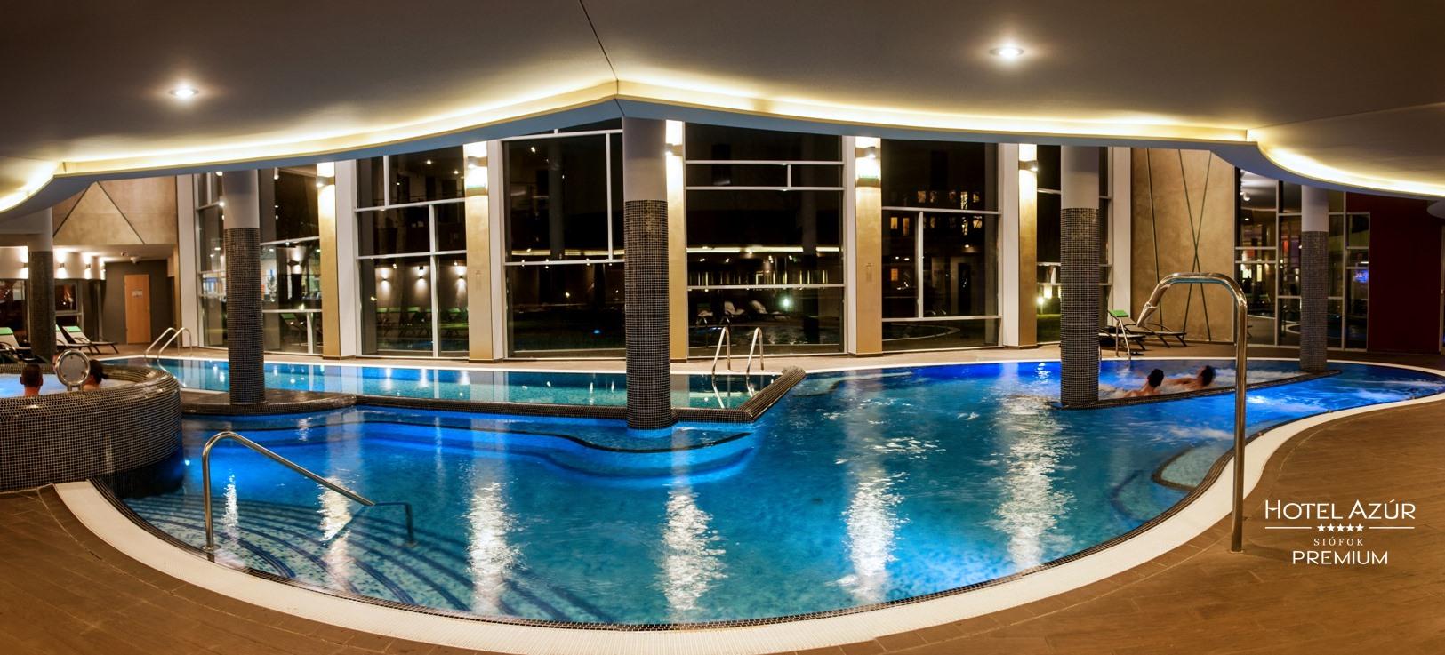 Hotel Azúr Premium, bath, hotel, Hungary