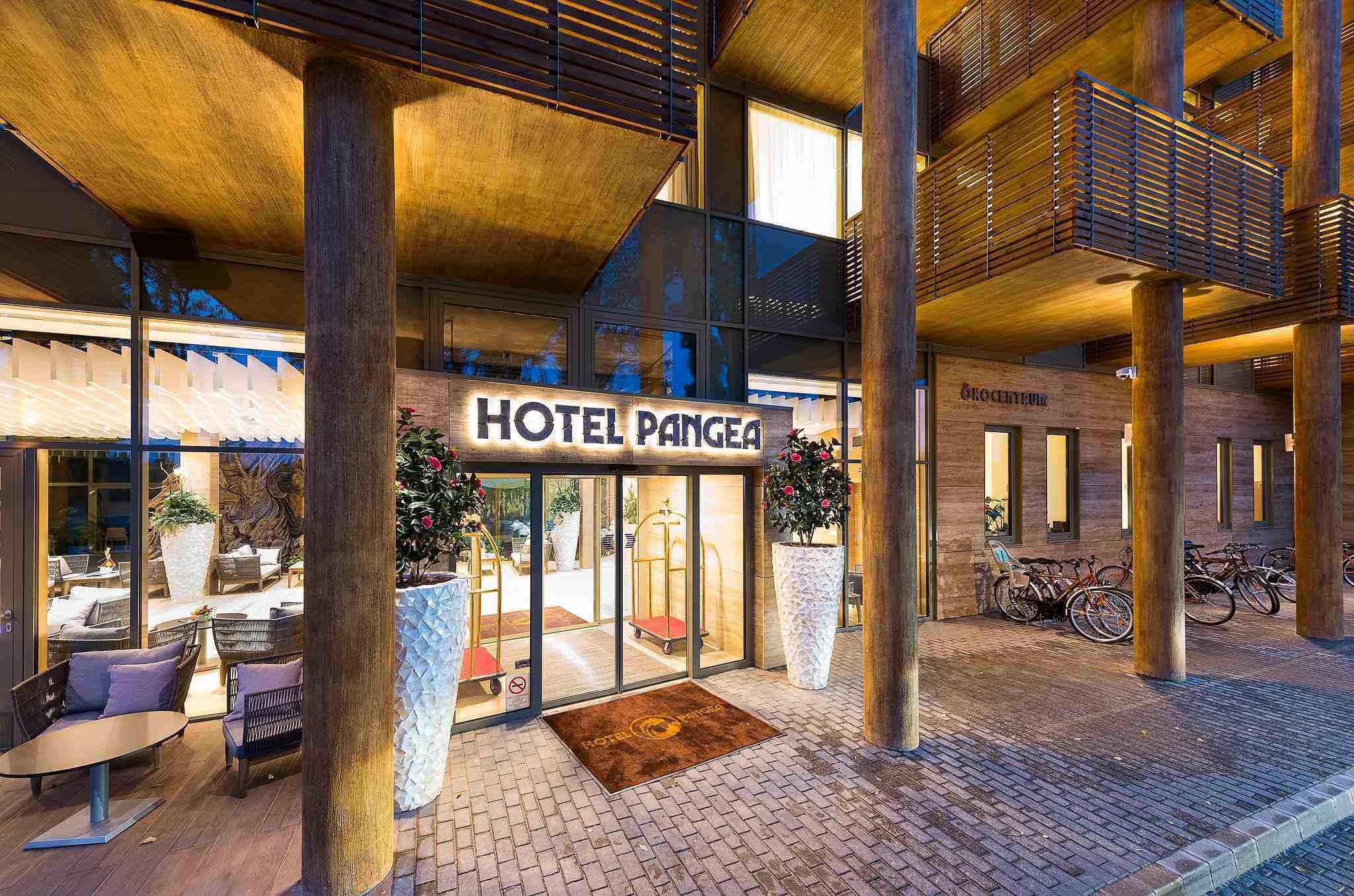 Hotel Pangea-Nyíregyháza
