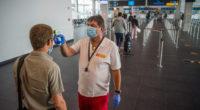 Hungary-coronavirus-border-airport