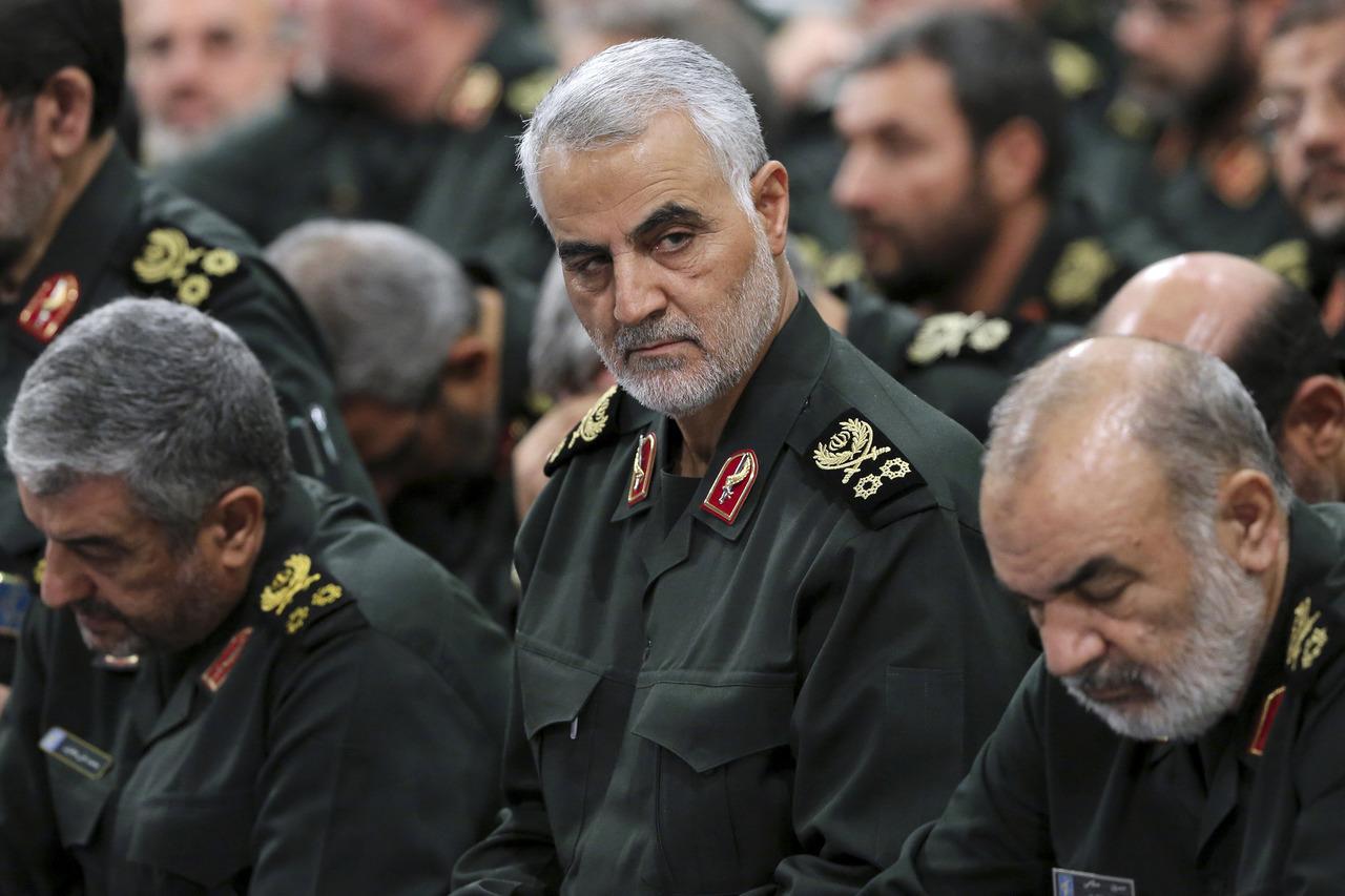 Iran's top leader vows reciprocal strike at U.S. for killing senior commander