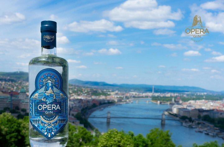 Opéra Gin Budapest