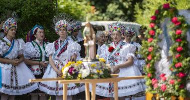 Palóc folk costumes