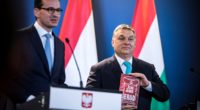 Poland Hungary democracy