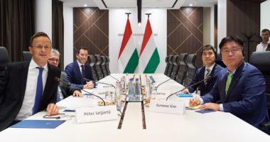 Samyang Biopharm to build HUF 8.6 bn medical equipment plant in Hungary