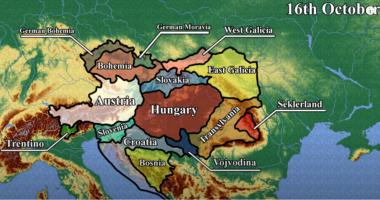 austria-hungary last days