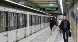 bkk metro budapest m3 hungary photo kató alpár
