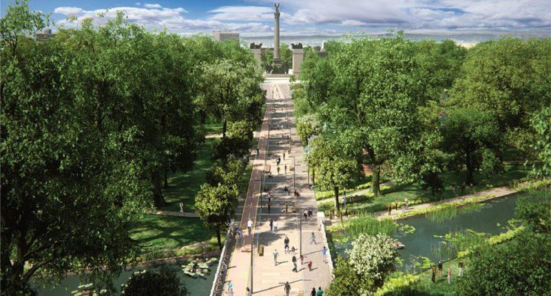 city park budapest liget