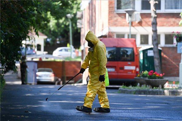 covid 19 preparedness disinfecting