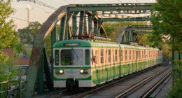 hév, Budapest, Hungary