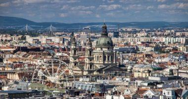 hungary budapest-panorama