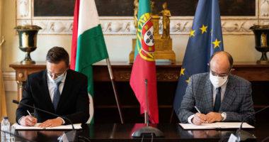 hungary portugal talks