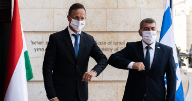 israel-hungary-foreign-ministry