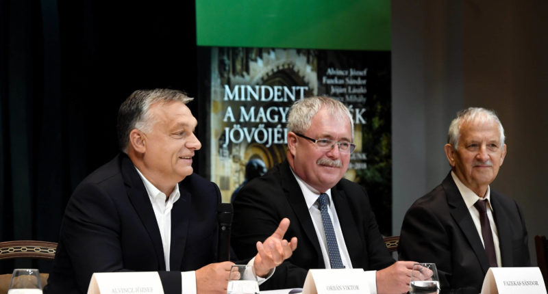 orbán talks about agriculture