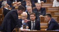 parliament accepts budget