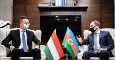 szijjártó azerbaijan