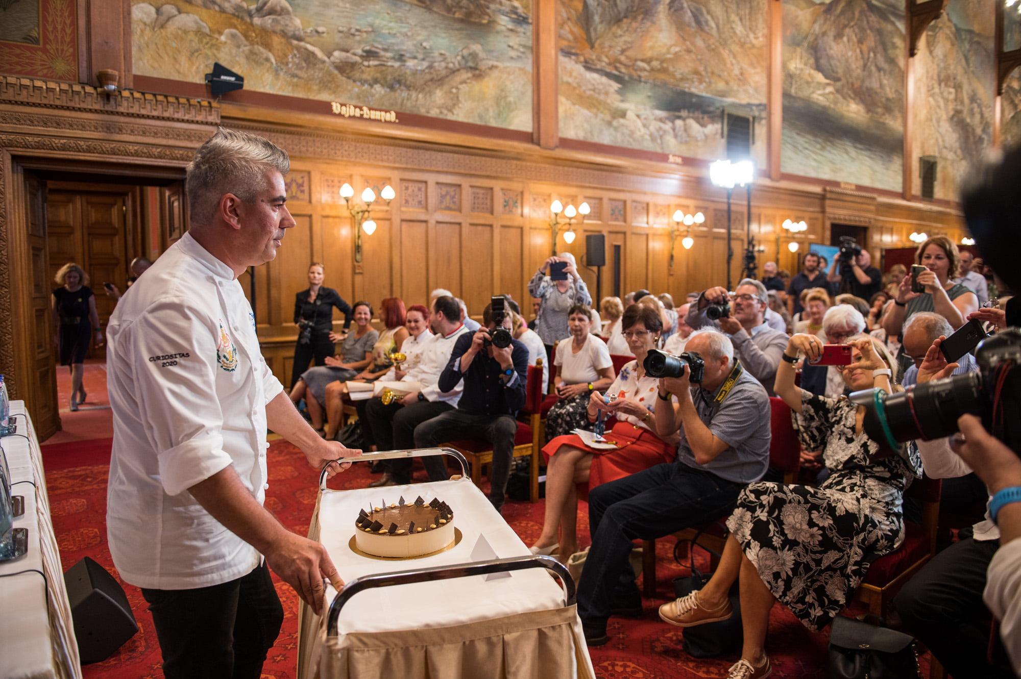 August 20, cake, Curiositas, Hungary