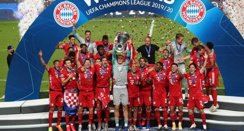 Bayern München Sevilla European Super Cup