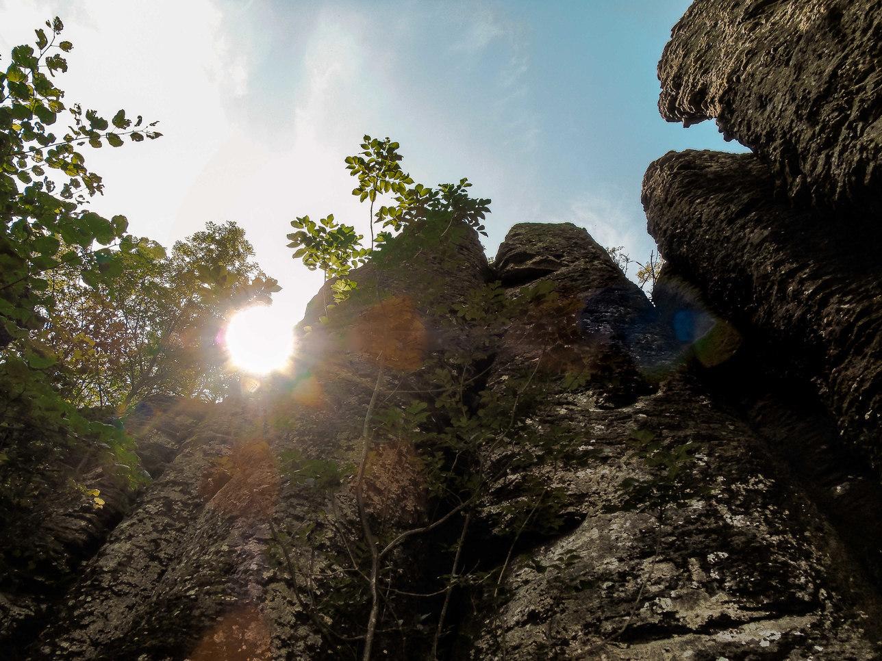 Colonnes de basalte Bazalt Oszlopok