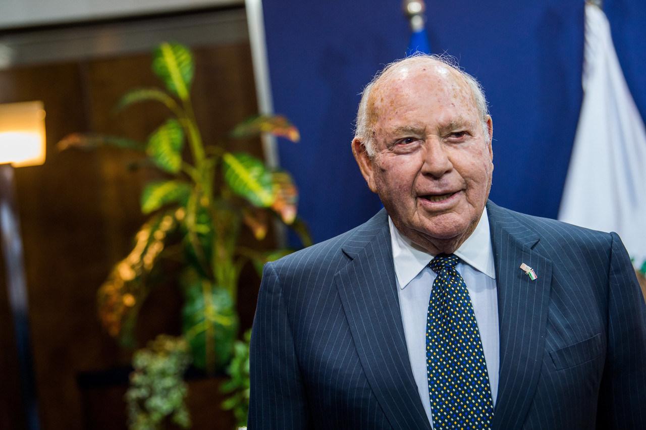 Ambassadeur des États-Unis en Hongrie David Cornstein
