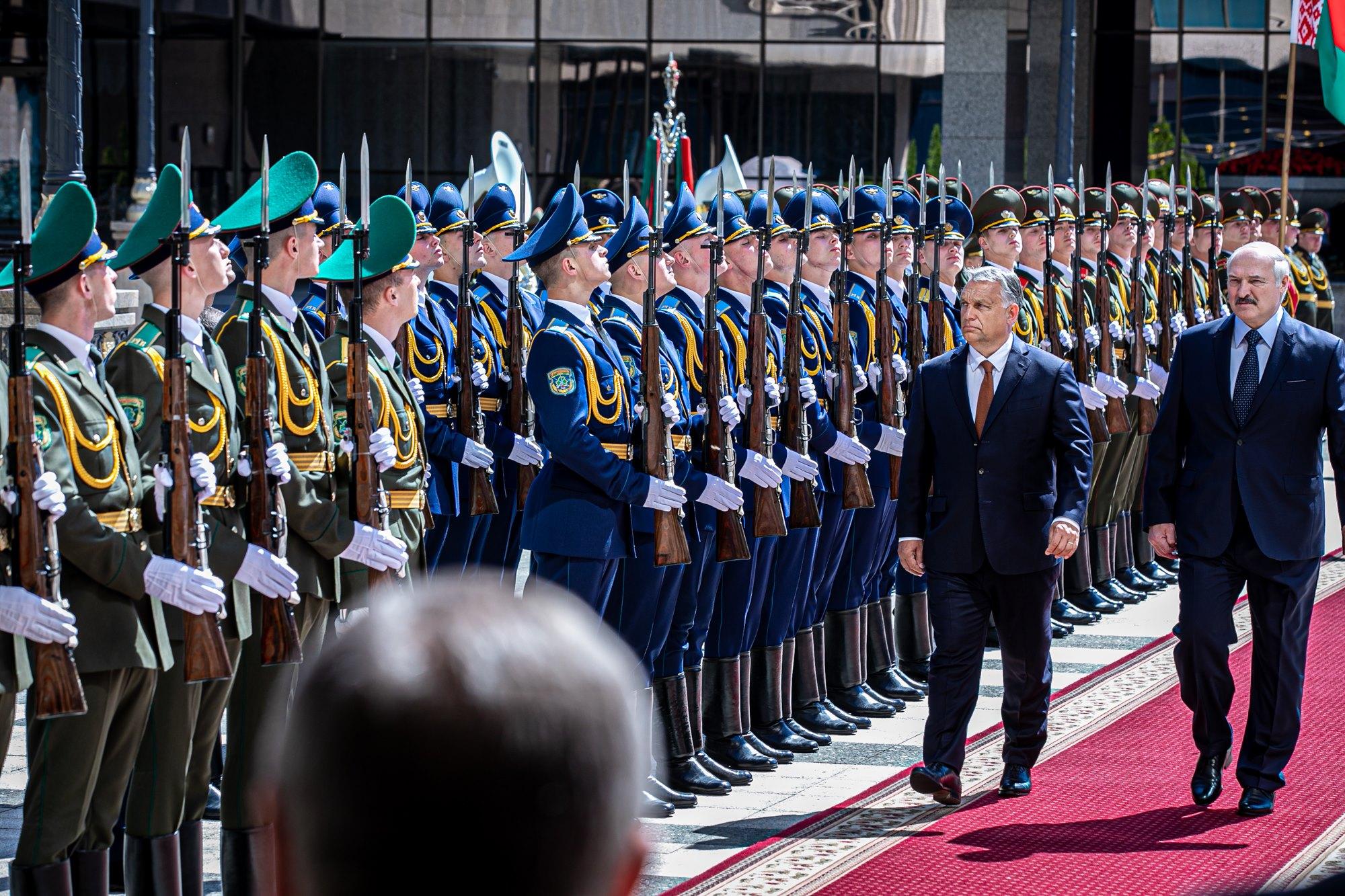 Hungary Belarus European Union elections