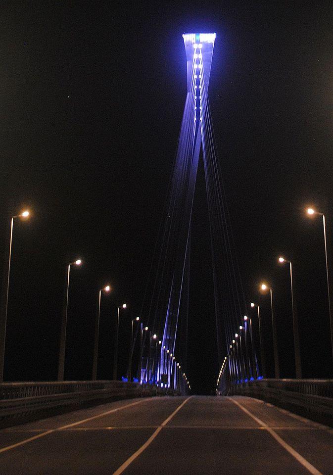 Komáromi Bridge, bridge, Hungary
