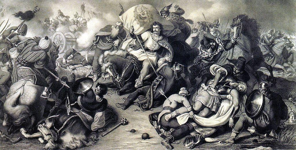Mohácsi csata Battle of Mohács Rajz Drawing