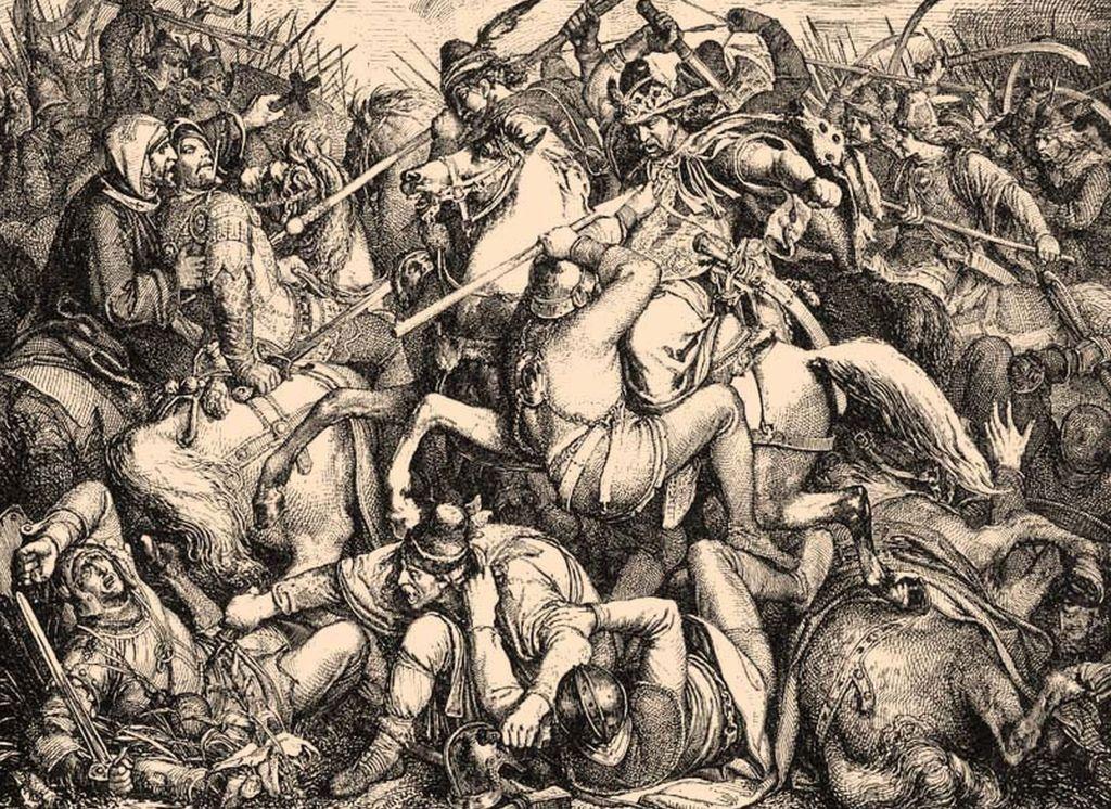 battle of pressburg
