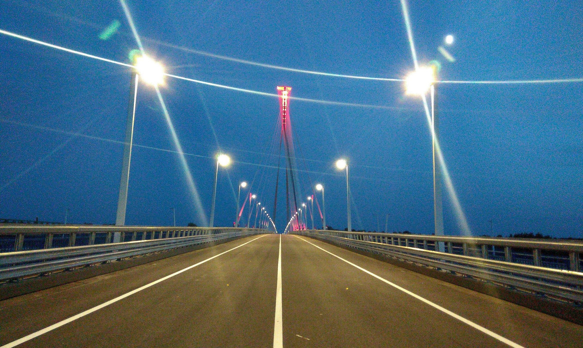 bridge, Hungary, Komáromi bridge