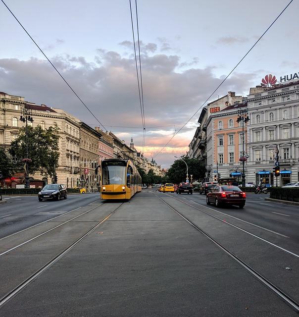 budapest grand boulevard nagykörút