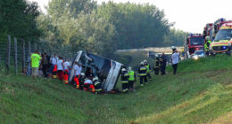 bus tragedy hungary