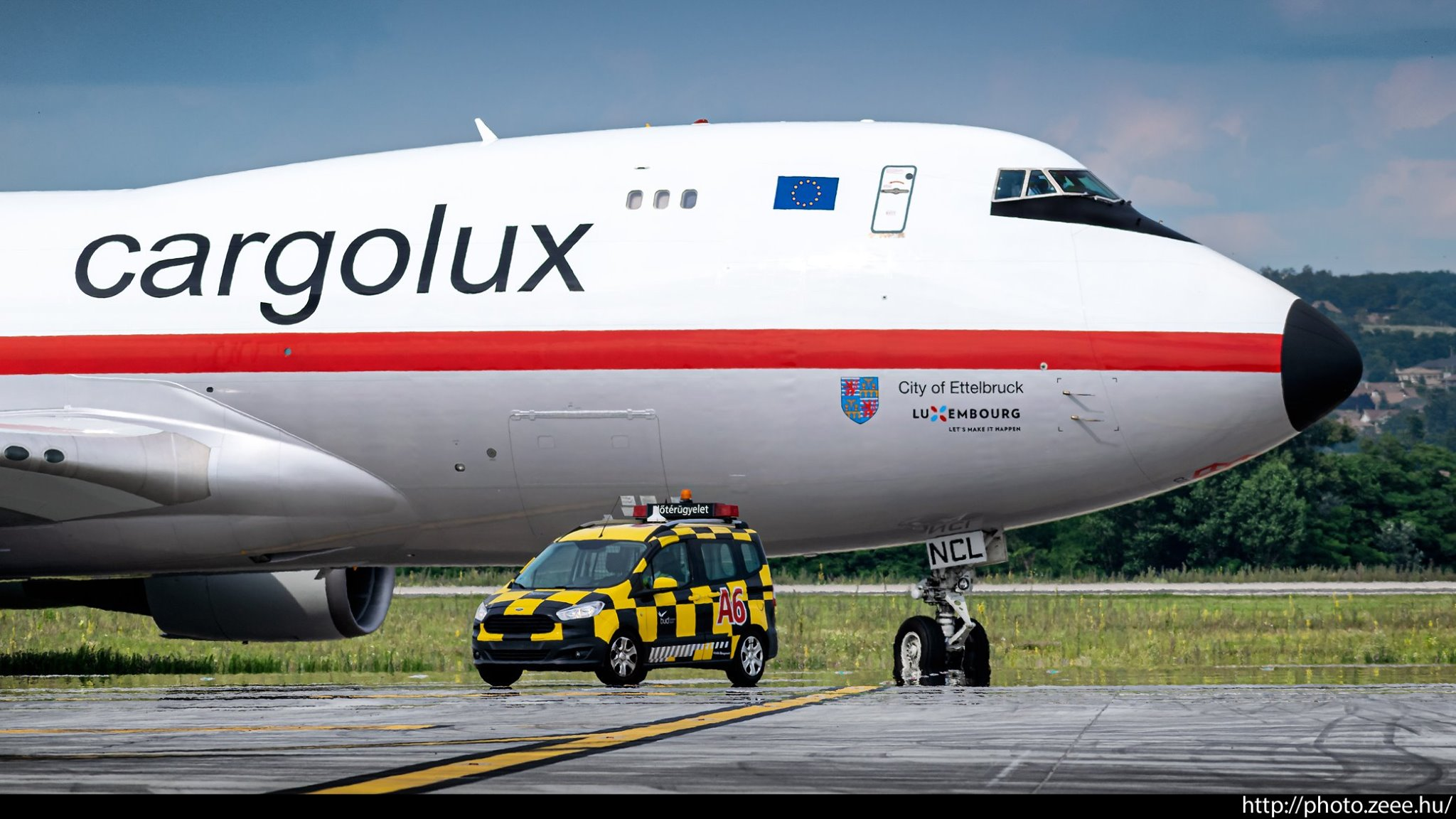 cargolux airport
