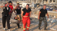 lebanon beirut explosion