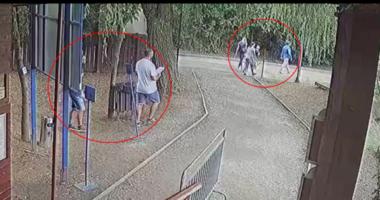 martin ariel v associates kidnapping debrecen video