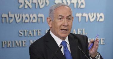 netanyahu israel