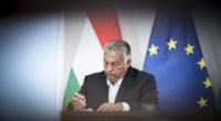 orbán eu flag