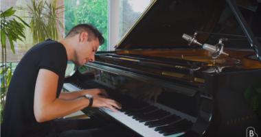 peter bence pianist jurassic