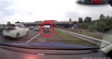 police, car, control, motorway, Hungary