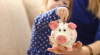 bank save child