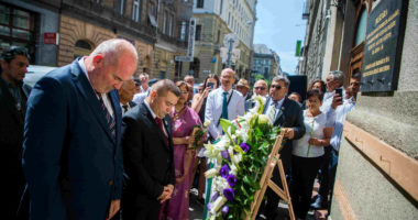 roma holocaust commemoration