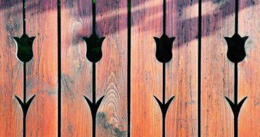 hungarian folklore tulip motif