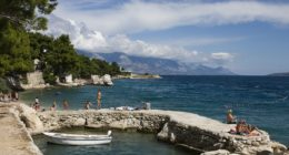 sea beach croatia