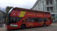 sightseeing bus Hungary Nyíregyháza