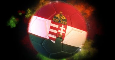 soccer football sport hungary hungarian flag