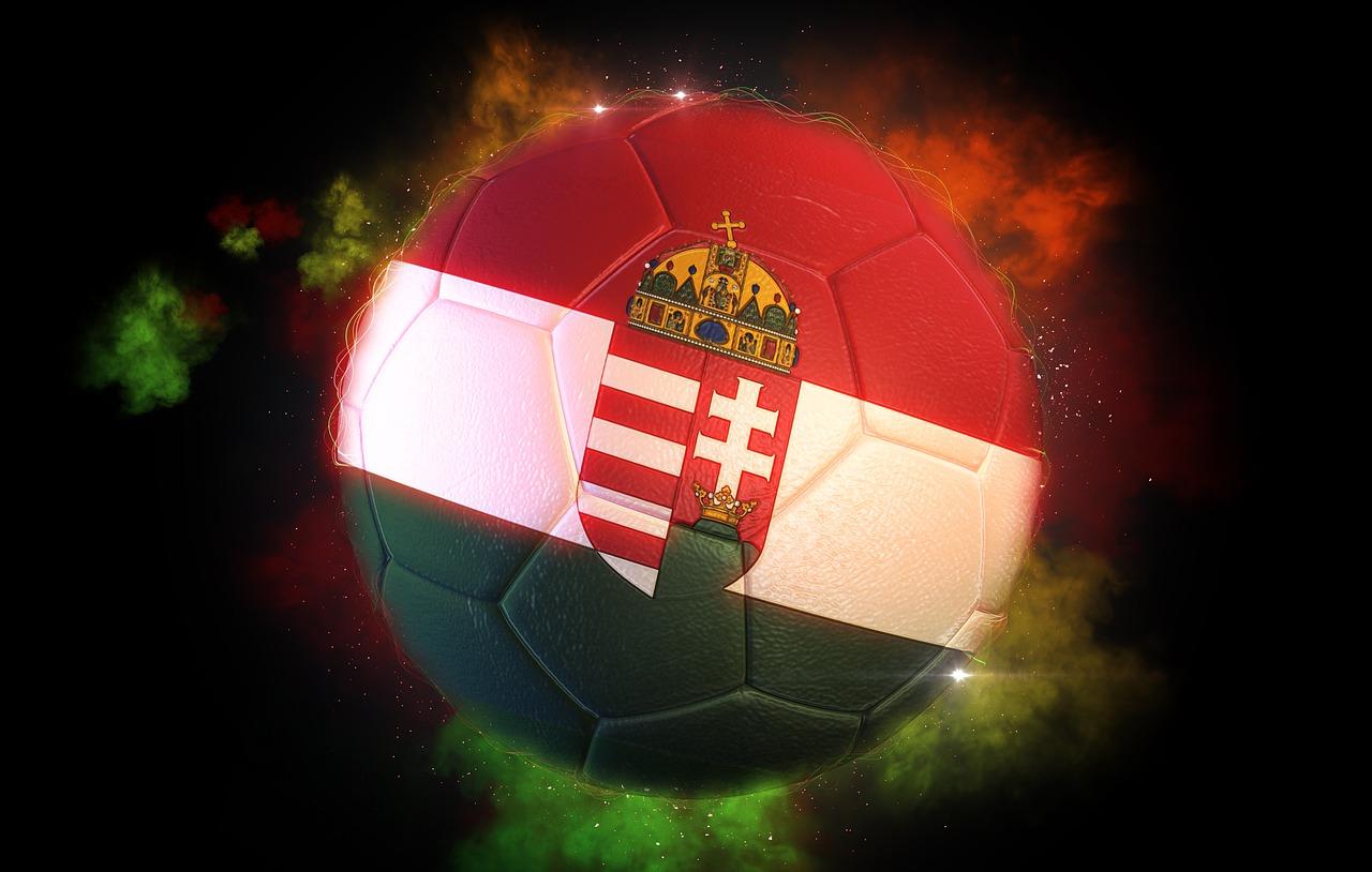 soccer football sport hungary hungarian flag