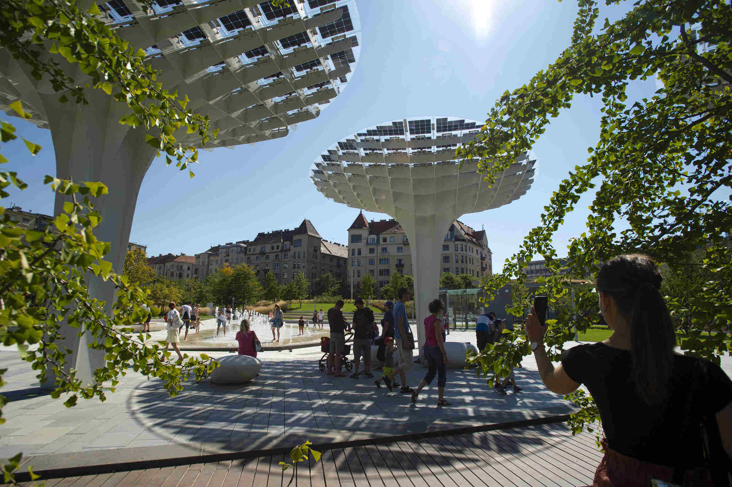 nouveau parc de széllkapu
